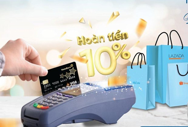 Hoan den 2 trieu dong cho chu the tin dung quoc te Visa VietinBank hinh anh 1