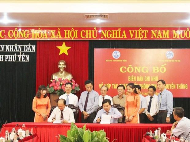 LienVietPostBank va Phu Yen hop tac thanh toan khong dung tien mat hinh anh 1