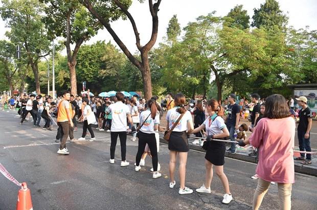Ngay hoi ABBANK Family Day: Huong den thai do song tich cuc hinh anh 3