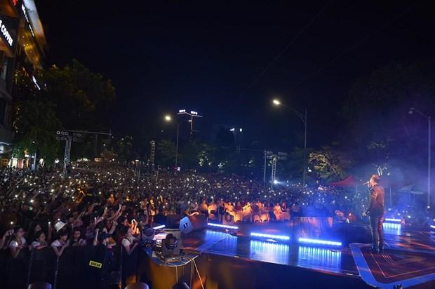 Ngay hoi ABBANK Family Day: Huong den thai do song tich cuc hinh anh 1
