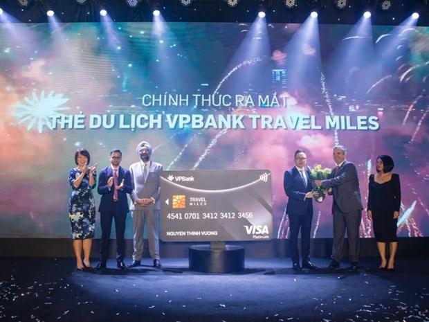 VPBank ra mat the VPBank Travel Miles danh cho khach di du lich hinh anh 1