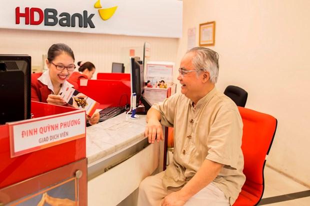 HDBank duoc cong nhan dat chuan quoc te Basel II truoc thoi han hinh anh 1