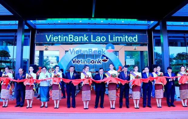 Thong doc: VietinBank Lao phan dau thanh ngan hang hien dai, da nang hinh anh 1