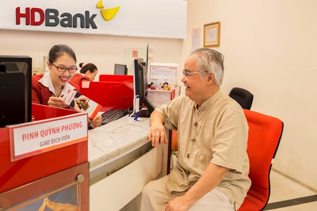 HDBank: Loi nhuan dat 3.448 ty dong, cao nhat tu truoc den nay hinh anh 1