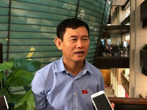 Dai bieu Quoc hoi: Bo truong Bo Nong nghiep tra loi thang vao van de hinh anh 1