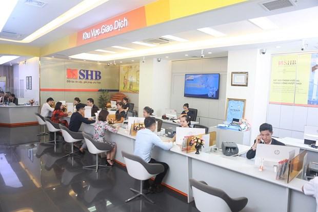 Ngan hang Sai Gon-Ha Noi phat hanh chung chi tien gui lai suat 9,3% hinh anh 1