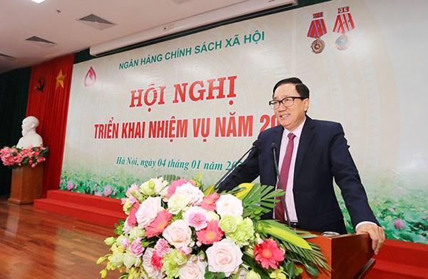 Nam 2019 tong du no tin dung chinh sach dat 206.805 ty dong hinh anh 1