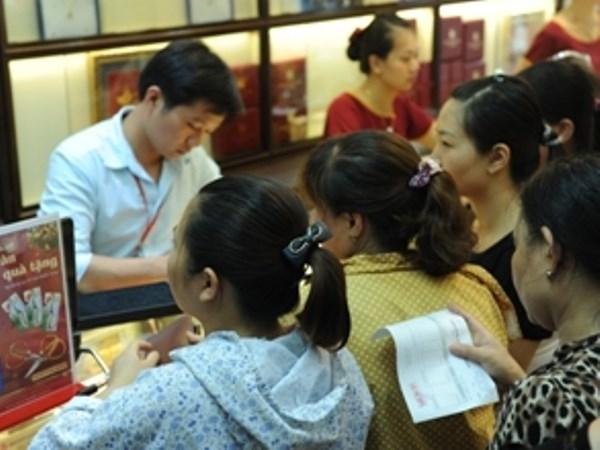 Gia vang SJC dao chieu tang manh toi 450.000 dong moi luong hinh anh 1