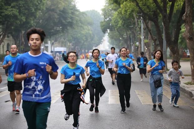Co gan 25.000 nguoi dang ky tham gia giai chay BIDV Run hinh anh 2