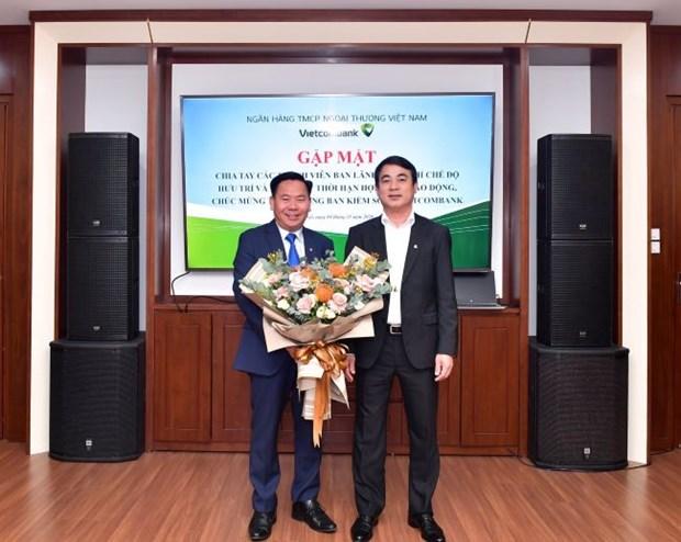 Vietcombank bo nhiem ong Lai Huu Phuoc lam Truong Ban kiem soat hinh anh 1