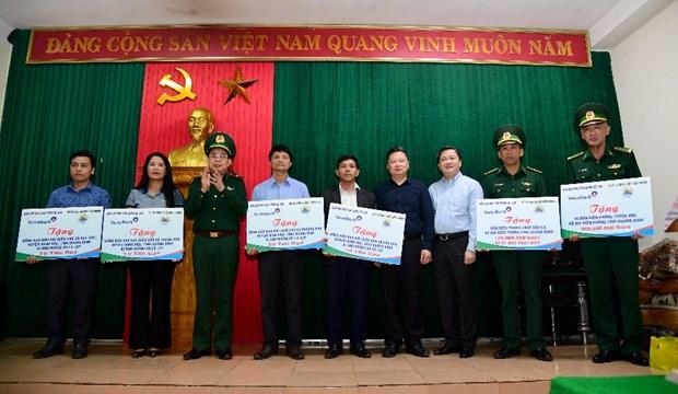 VietinBank ho tro quan dan khu vuc bien gioi Quang Nam, Quang Binh hinh anh 1