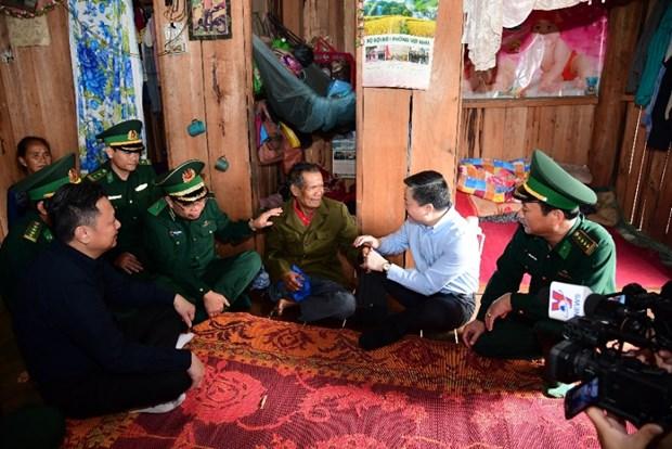 VietinBank ho tro quan dan khu vuc bien gioi Quang Nam, Quang Binh hinh anh 2