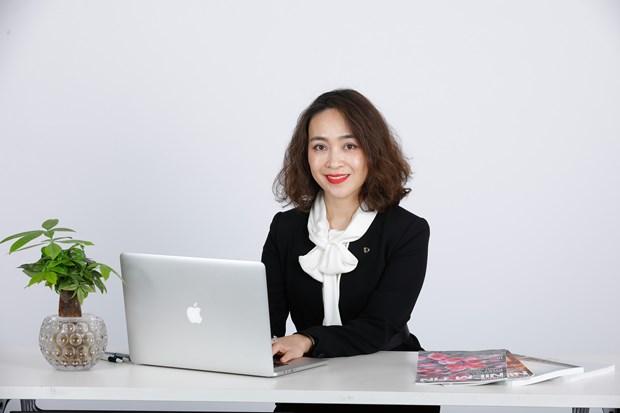Hoat dong ngan hang ban le Vietcombank - Chuyen doi de but pha hinh anh 1