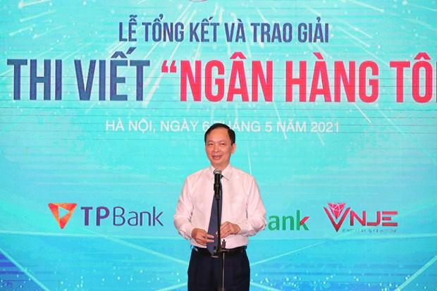 "Cuoc thi viet ""Ngan hang toi yeu"" thu hut tren 800 tac pham hinh anh 1"