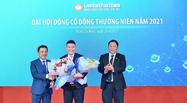 Cuu Chu tich Thai Group lam Pho Chu tich HDQT LienVietPostBank hinh anh 1