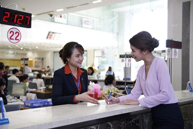 Sacombank tang 1.684 ty dong thang du von tu viec ban co phieu quy hinh anh 1