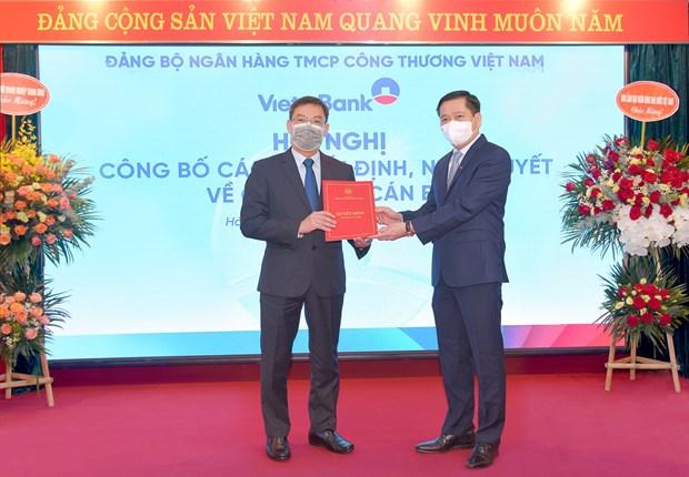 Ong Tran Minh Binh duoc bau lam Chu tich Hoi dong quan tri VietinBank hinh anh 1
