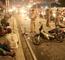 Ôtô đâm hàng loạt xe máy tại TP. HCM, một người tử vong tại chỗ