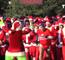 [Video] Độc đáo cuộc thi chạy của hàng trăm ông già Noel ở Mexico