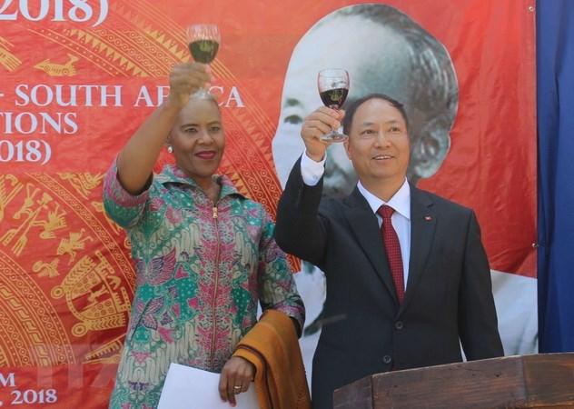 Đại sứ quán Việt Nam tại Nam Phi kỷ niệm 73 năm Quốc khánh