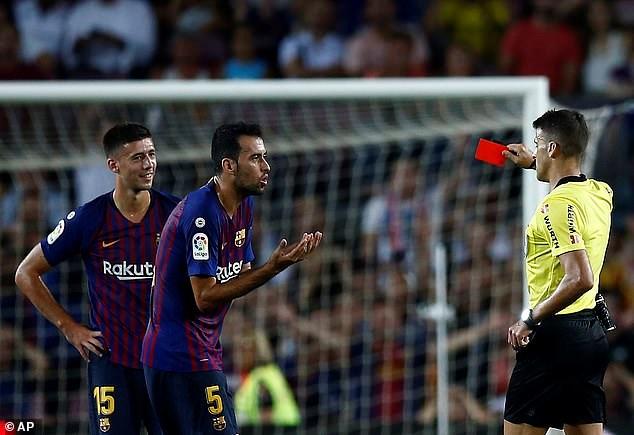 Girona gây sốc trước Barcelona ngay tại thánh địa Nou Camp - ảnh 3