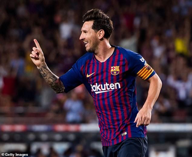 Girona gây sốc trước Barcelona ngay tại thánh địa Nou Camp - ảnh 2