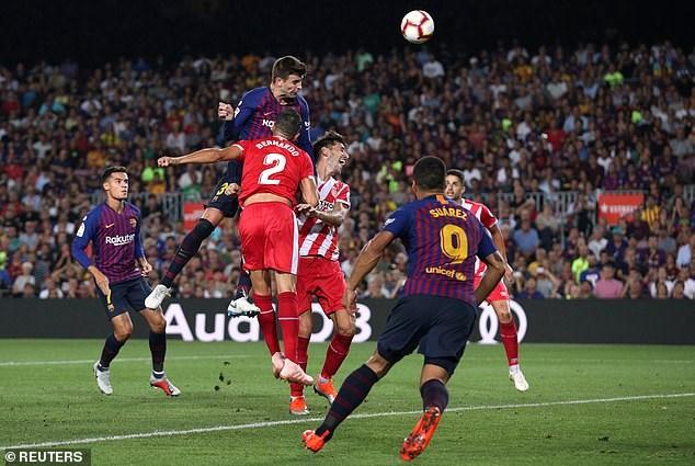 Girona gây sốc trước Barcelona ngay tại thánh địa Nou Camp - ảnh 5