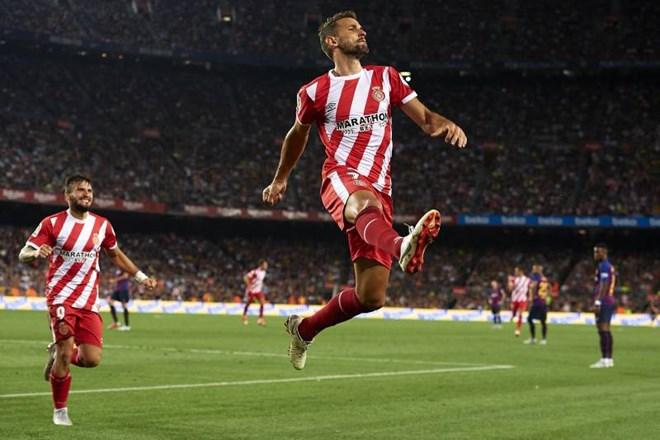 Girona gây sốc trước Barcelona ngay tại thánh địa Nou Camp - ảnh 1
