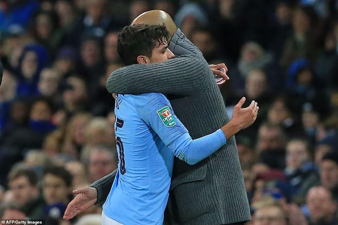 Manchester City thẳng tiến Cúp Liên đoàn Anh bằng đội hình 2 - 6
