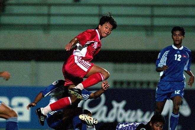 Những chân sút xuất sắc nhất trong lịch sử giải AFF Suzuki Cup