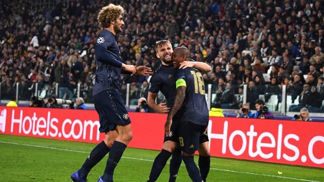 Manchester United ngược dòng kịch tính trước Juventus. (Nguồn: Getty Images)