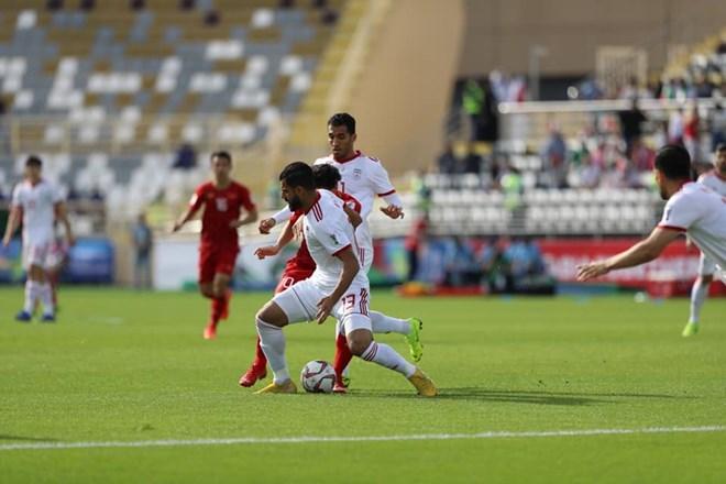 Trực tiếp Việt Nam - Iran 0-1: Công Phượng bỏ lỡ cơ hội đáng tiếc - ảnh 5