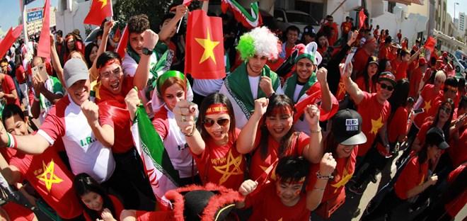 Trực tiếp Việt Nam - Iran 0-1: Công Phượng bỏ lỡ cơ hội đáng tiếc - ảnh 2