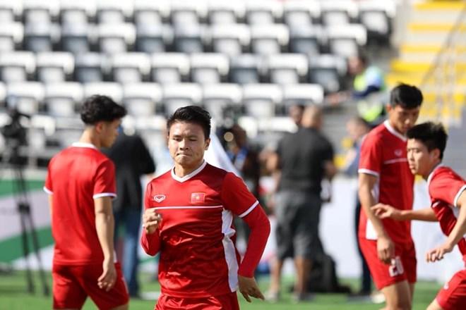 Trực tiếp Việt Nam - Iran 0-1: Công Phượng bỏ lỡ cơ hội đáng tiếc - ảnh 9