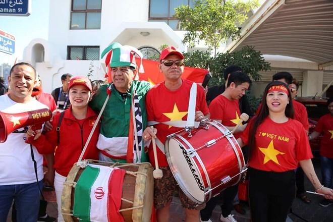 Trực tiếp Việt Nam - Iran 0-1: Công Phượng bỏ lỡ cơ hội đáng tiếc - ảnh 13