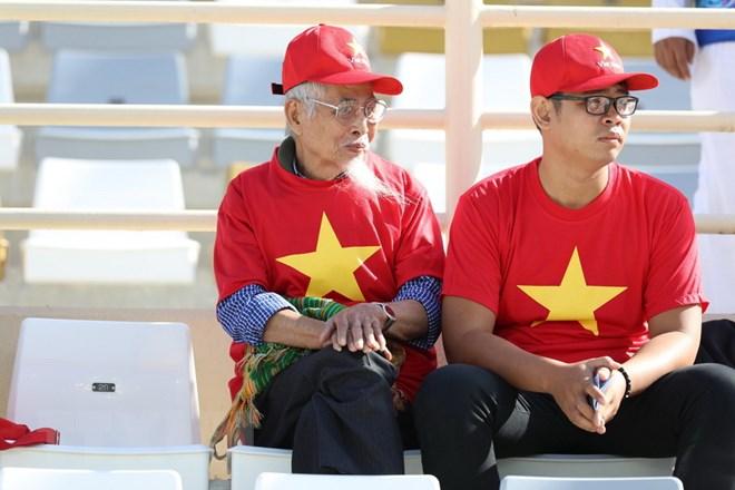 Trực tiếp Việt Nam - Iran 0-1: Công Phượng bỏ lỡ cơ hội đáng tiếc - ảnh 7