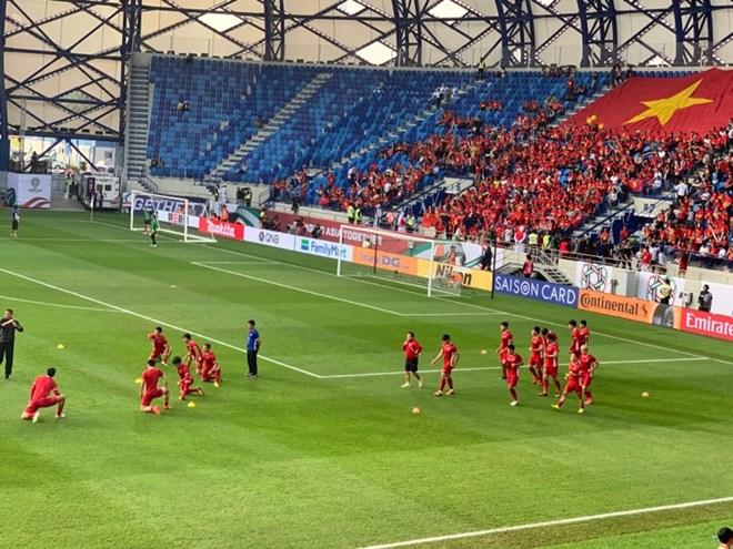Trực tiếp Việt Nam - Nhật Bản 0-0: Văn Lâm cứu thua không tưởng - ảnh 6