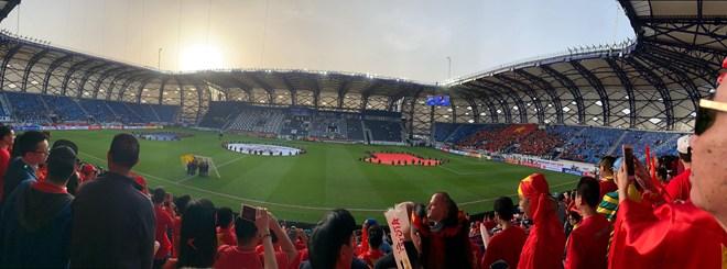 Trực tiếp Việt Nam - Nhật Bản 0-0: Công nghệ VAR cứu thua - ảnh 2