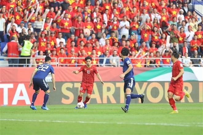 Trực tiếp Việt Nam - Nhật Bản 0-0: Công nghệ VAR cứu thua - ảnh 1