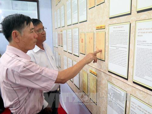 Triều Nguyễn xác lập và khẳng định chủ quyền quốc gia về biển, đảo