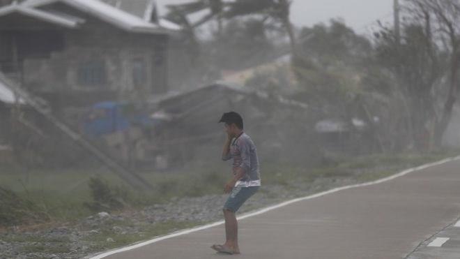 Philippines: Số người thiệt mạng do bão Mangkhut tăng mạnh - ảnh 1