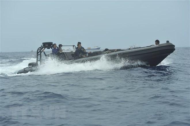 Phát hiện tín hiệu nghi từ hộp đen của máy bay rơi ở Indonesia - ảnh 1