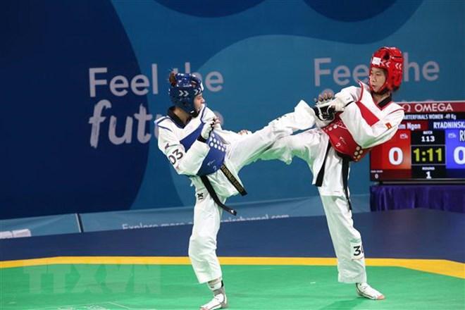 Olympic trẻ 2018: Taekwondo vuột mất cơ hội có huy chương vàng