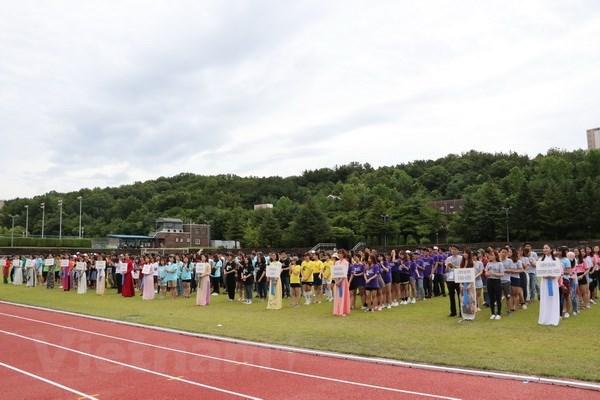 24 đội tham gia giải bóng đá người Việt Nam tại Hàn Quốc