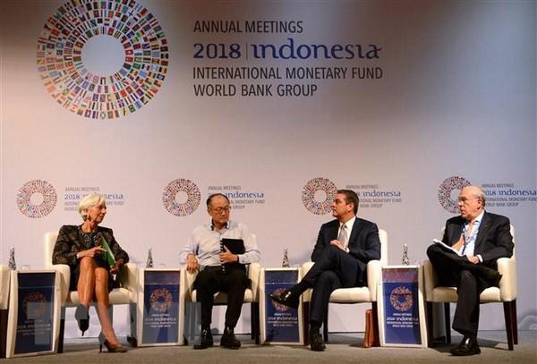 WB: Đầu tư vào giáo dục, y tế cho trẻ em để thúc đẩy kinh tế - ảnh 1