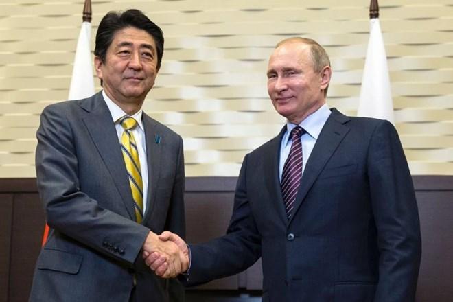 Nhật Bản: Các cuộc gặp thượng đỉnh sắp tới với Nga rất quan trọng - ảnh 1