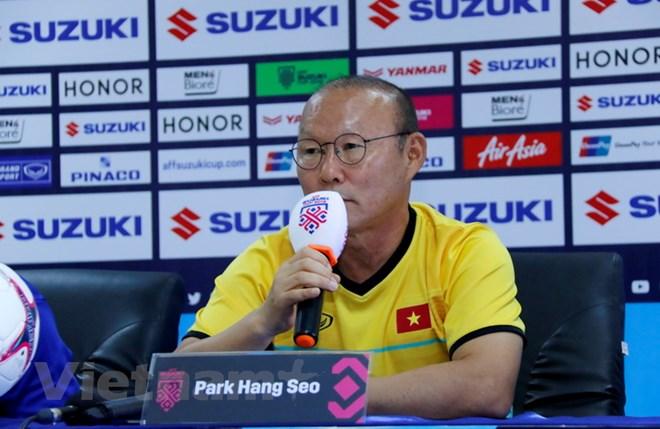 HLV Park Hang-seo thừa nhận trận mở màn là không dễ dàng
