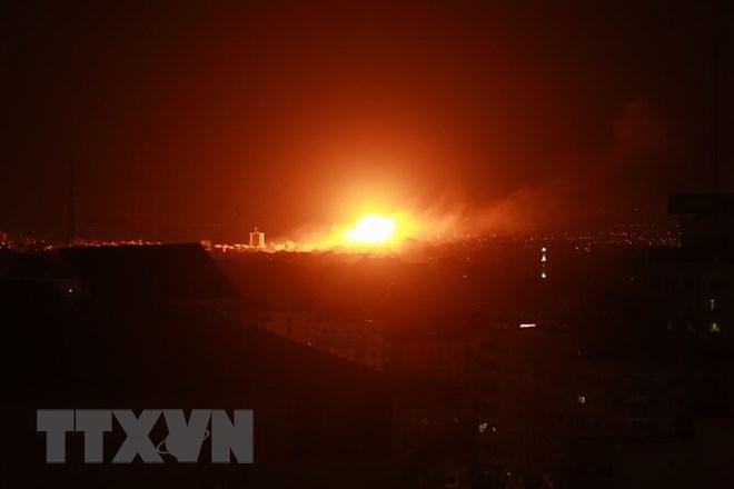 Hội đồng Bảo an bế tắc trong giải quyết khủng hoảng tại Dải Gaza - ảnh 1