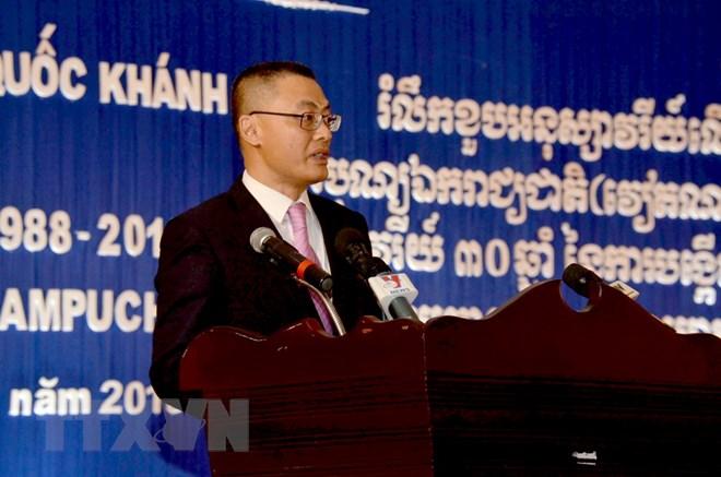 Hội Khmer-Việt Nam kỷ niệm Quốc khánh 2-9 và 30 năm ngày thành lập hội