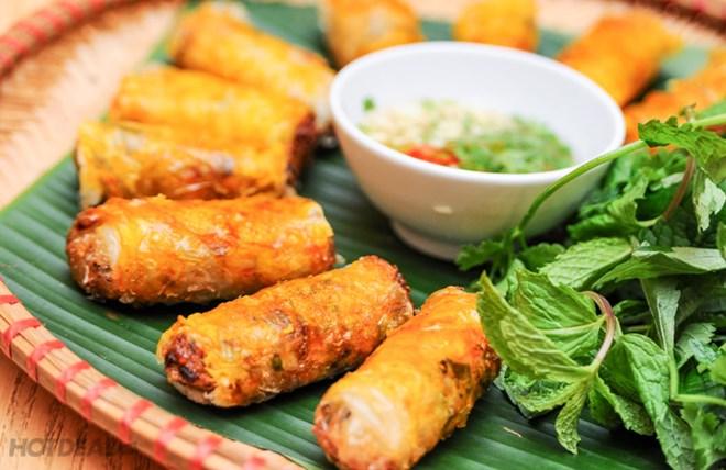 Sôi nổi ngày hội quảng bá ẩm thực Việt Nam tại Ukraine